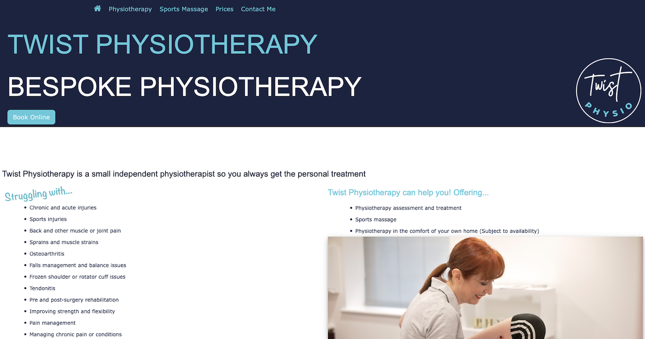Twist Physiotherapy